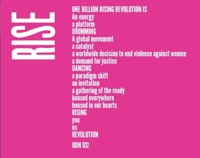 RISE poem