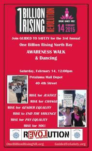 2015 OBR Walk poster